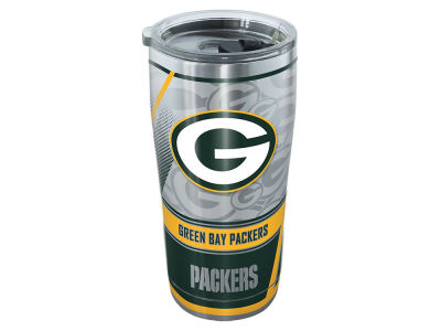 Green Bay Packers Tervis 20oz All Over Stainless Steel Keeper