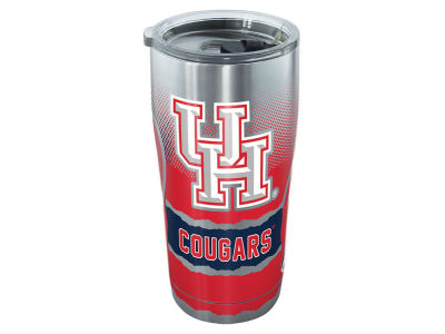 Houston Cougars Tervis 20oz All Over Stainless Steel Keeper
