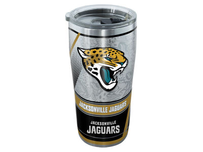 Jacksonville Jaguars Tervis 20oz All Over Stainless Steel Keeper