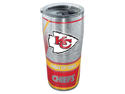 Kansas City Chiefs Tervis 20oz All Over Stainless Steel Keeper