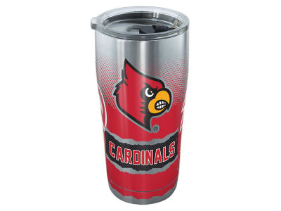 Louisville Cardinals Tervis 20oz All Over Stainless Steel Keeper