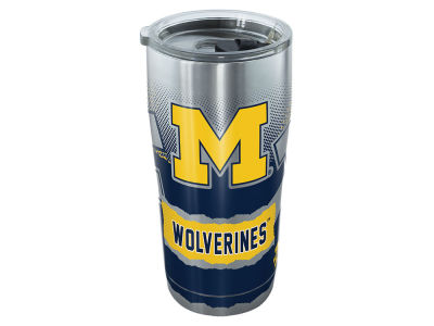 Michigan Wolverines Tervis 20oz All Over Stainless Steel Keeper