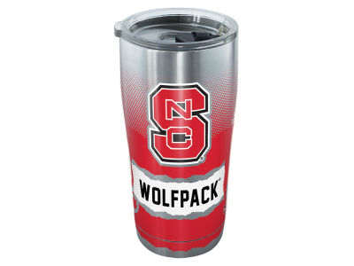 North Carolina State Wolfpack Tervis 20oz All Over Stainless Steel Keeper
