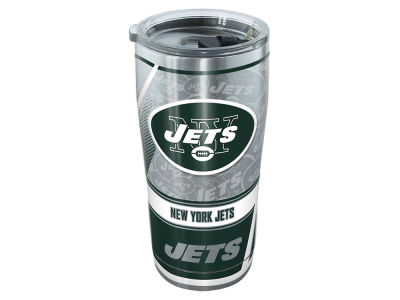 New York Jets Tervis 20oz All Over Stainless Steel Keeper