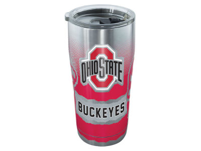 Ohio State Buckeyes Tervis 20oz All Over Stainless Steel Keeper