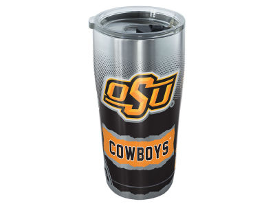 Oklahoma State Cowboys Tervis 20oz All Over Stainless Steel Keeper