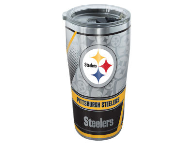 Pittsburgh Steelers Tervis 20oz All Over Stainless Steel Keeper