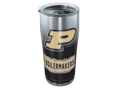 Purdue Boilermakers Tervis 20oz NCAA Knockout Stainless Steel Tumbler