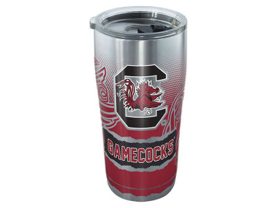 South Carolina Gamecocks Tervis 20oz All Over Stainless Steel Keeper