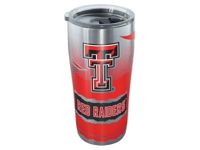 Texas Tech Red Raiders Tervis 20oz All Over Stainless Steel Keeper