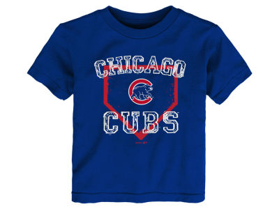 Chicago Cubs Majestic MLB Toddler Fan Base T-Shirt