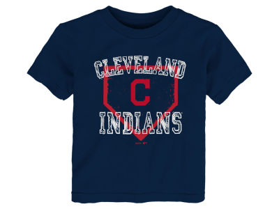 Cleveland Indians Majestic MLB Toddler Fan Base T-Shirt