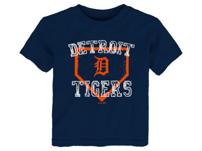 Detroit Tigers Majestic MLB Toddler Fan Base T-Shirt