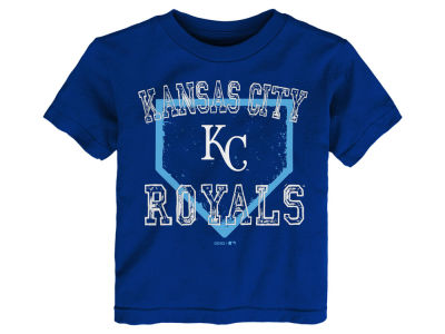 Kansas City Royals Majestic MLB Toddler Fan Base T-Shirt