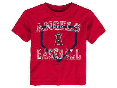 Los Angeles Angels Majestic MLB Toddler Fan Base T-Shirt