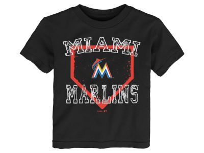Miami Marlins MLB Toddler Fan Base T-Shirt