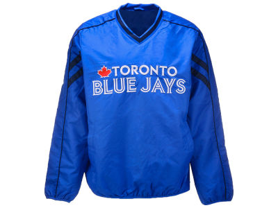 Toronto Blue Jays G-III Sports MLB Men's Red Zone Pullover Jacket