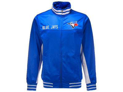 Toronto Blue Jays G-III Sports MLB Men's Big Shot Track Jacket