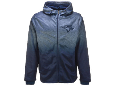 Toronto Blue Jays G-III Sports MLB Men's Horizon Full Zip Hoodie