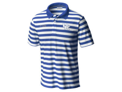 Kentucky Wildcats Columbia NCAA Men's Super Low Drag Polo