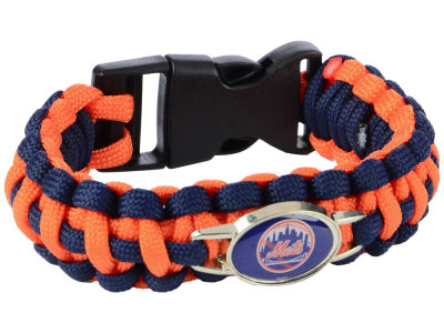 New York Mets Aminco Paracord Bracelet
