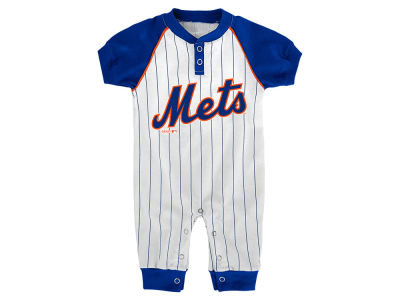 New York Mets MLB Newborn Gametime Coverall