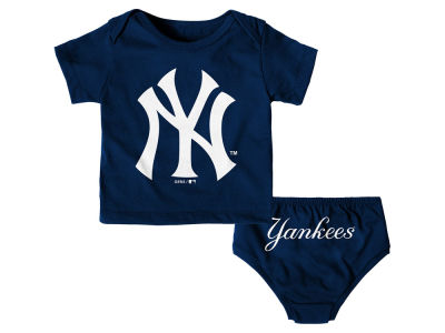 New York Yankees Outerstuff MLB Infant Mini Uniform Set