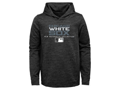 Chicago White Sox Majestic MLB Youth Team Drive Fleece Hoodie