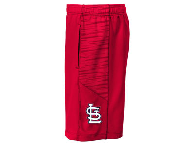 St. Louis Cardinals MLB Kids Caught Looking Short