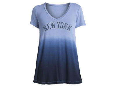 New York Yankees 5th & Ocean MLB Women's Ombre T-Shirt
