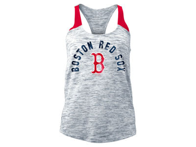 Boston Red Sox MLB Women's Space Dye Tank