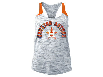 Houston Astros MLB Women's Space Dye Tank