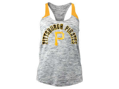 Pittsburgh Pirates MLB Women's Space Dye Tank