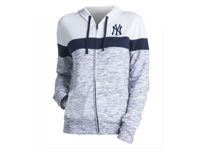New York Yankees 5th & Ocean MLB Women's Space Dye Hoodie