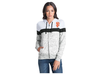 San Francisco Giants 5th & Ocean MLB Women's Space Dye Hoodie
