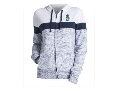 Seattle Mariners MLB Women's Space Dye Hoodie