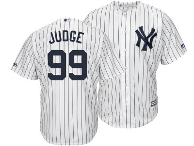 New York Yankees Aaron Judge Majestic MLB Men's Player Replica Cool Base 3XL-6XL Jersey