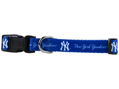 New York Yankees Rico Industries Medium Dog Collar