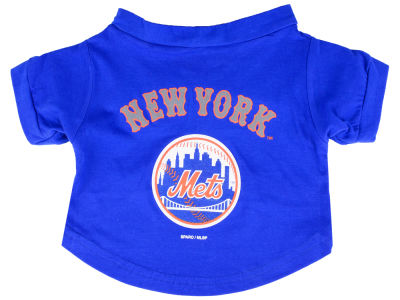 New York Mets Pet T-shirt Large