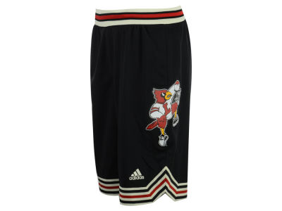 Louisville Cardinals adidas NCAA Men's Hardwood Replica Basketball Shorts