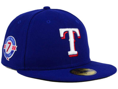Texas Rangers New Era MLB Pudge Collection 59FIFTY Cap