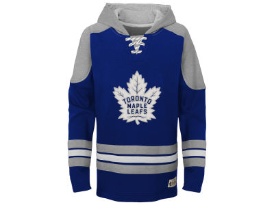 Toronto Maple Leafs adidas NHL Youth Legendary Pullover Hoodie