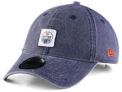 Edmonton Oilers New Era NHL The League Shadow 2 9FIFTY Strapback Cap