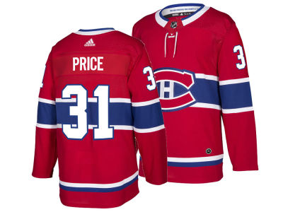 Montreal Canadiens Carey Price adidas NHL Men's adizero Authentic Pro Player Jersey