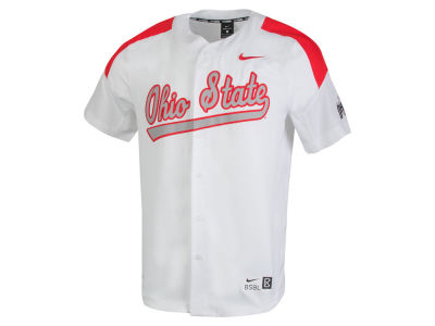 Ohio State Buckeyes Nike NCAA Men's Replica Baseball Jersey