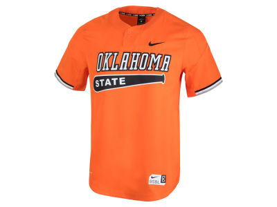 Oklahoma State Cowboys Nike NCAA Men's Replica Baseball Jersey