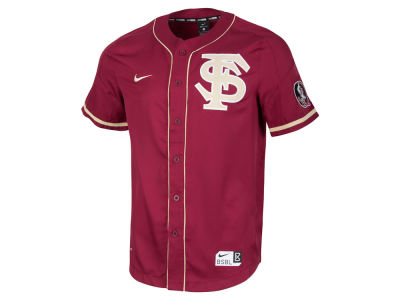 Florida State Seminoles Nike NCAA Men's Replica Baseball Jersey