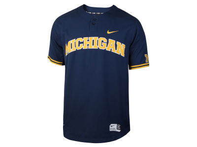 Michigan Wolverines Nike NCAA Men's Replica Baseball Jersey