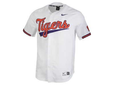 Clemson Tigers Nike NCAA Men's Replica Baseball Jersey