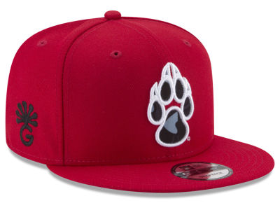 New Mexico Lobos New Era NCAA Flores 9FIFTY Snapback Cap